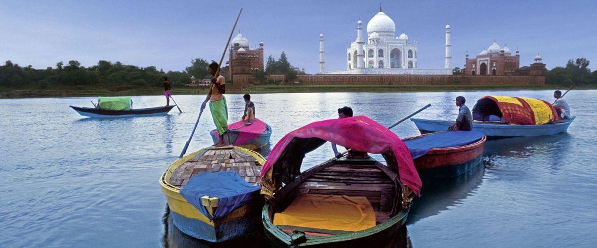 Taj Mahal (c) © India Tourism
