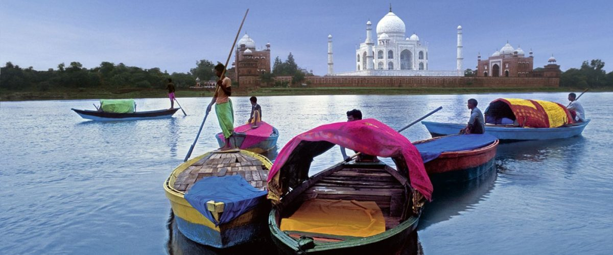 Taj Mahal (c) © India Tourism