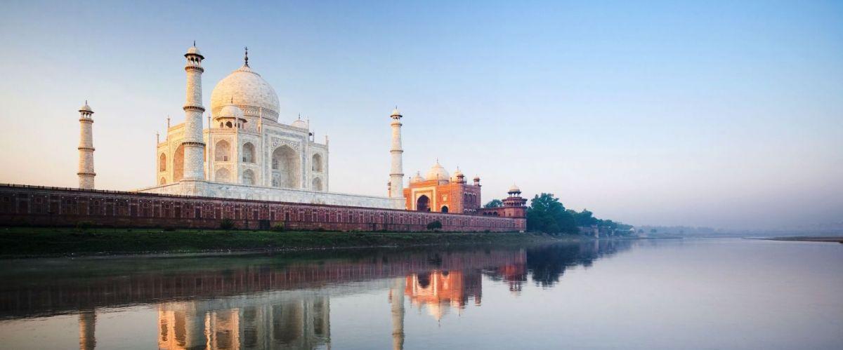 Taj Mahal (c) Panthermedia_pius99