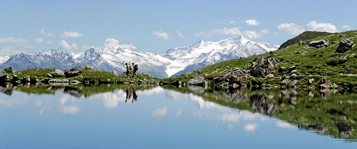 oberer-wildalmsee-auf-dem-weg-zum-schafsiedel ©Astner Stefan