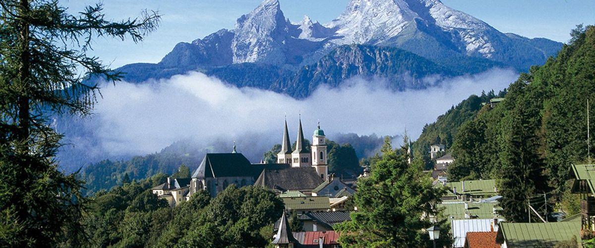 Watzmann Lockstein (c) Berchtesgadener Land Tourismus GmbH