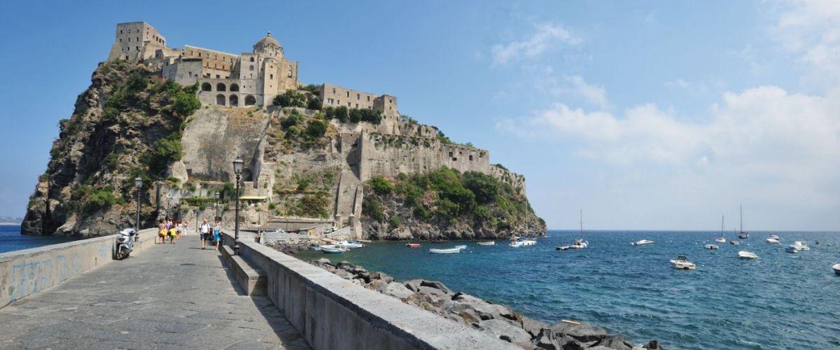 Napoli - Castello Aragonese a Ischia