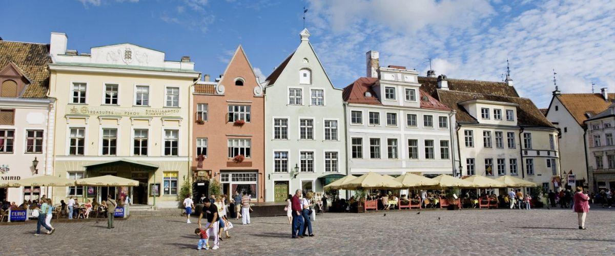 Tallinn, Altstadt_(c) Estonian Tourist Board_Jaak Nilson