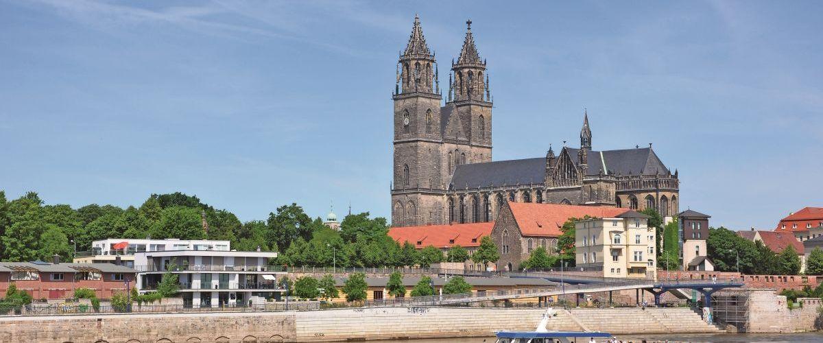 Madgeburg / Sachsen-Anhalt