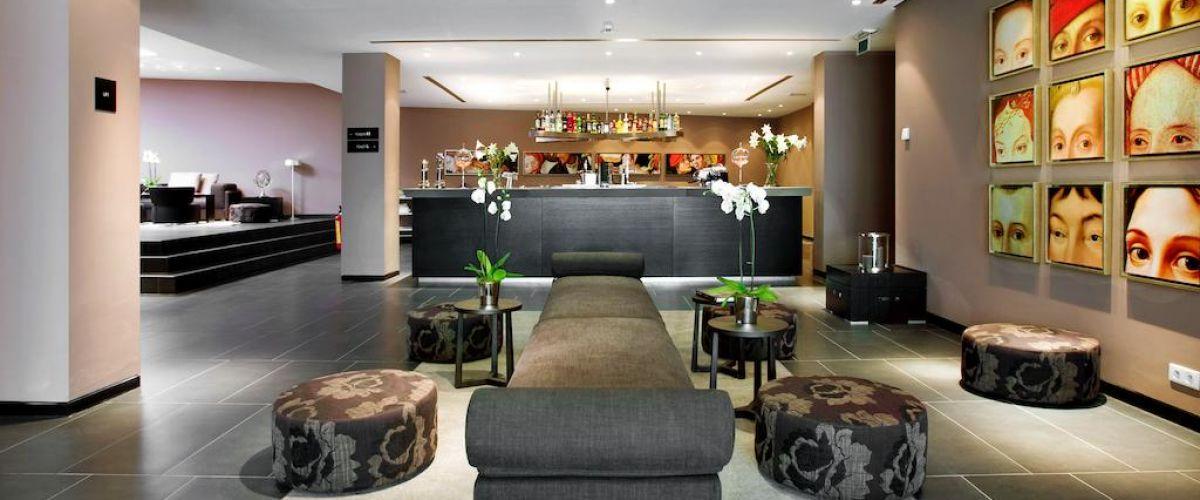 Lobby(C)Grand City Hotels