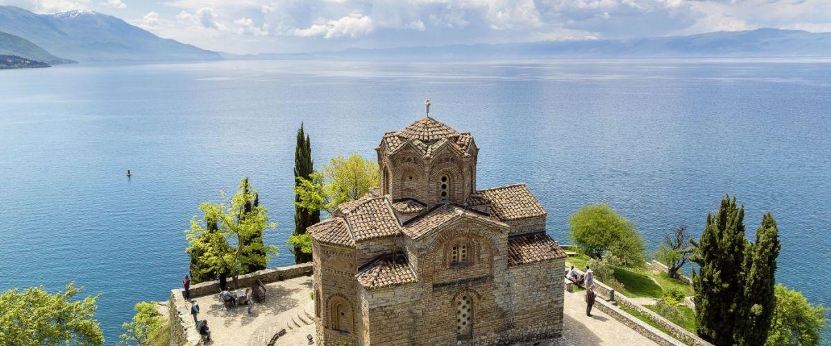 Ohrid Kaneo Kirch (c) Fotolia_sergii Figurnyi