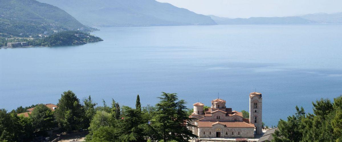Ohrid See Sveti Naum (c) Fotolia_ollirg