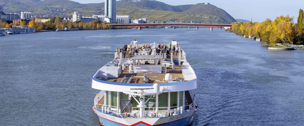 Fluss Donau MS_Prinzessin_Sisi_Wien (c) Fotostudio Semrad