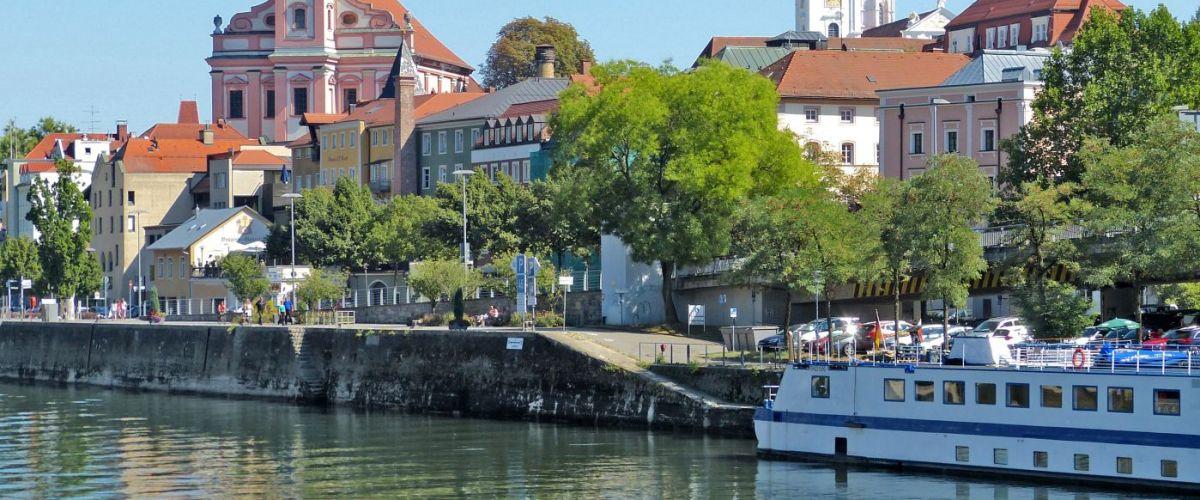 Passau Donau (c) Pixabay
