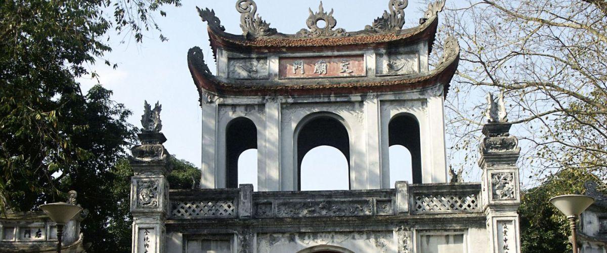 Hanoi Literaturtempel (c) Marco Polo Reisen