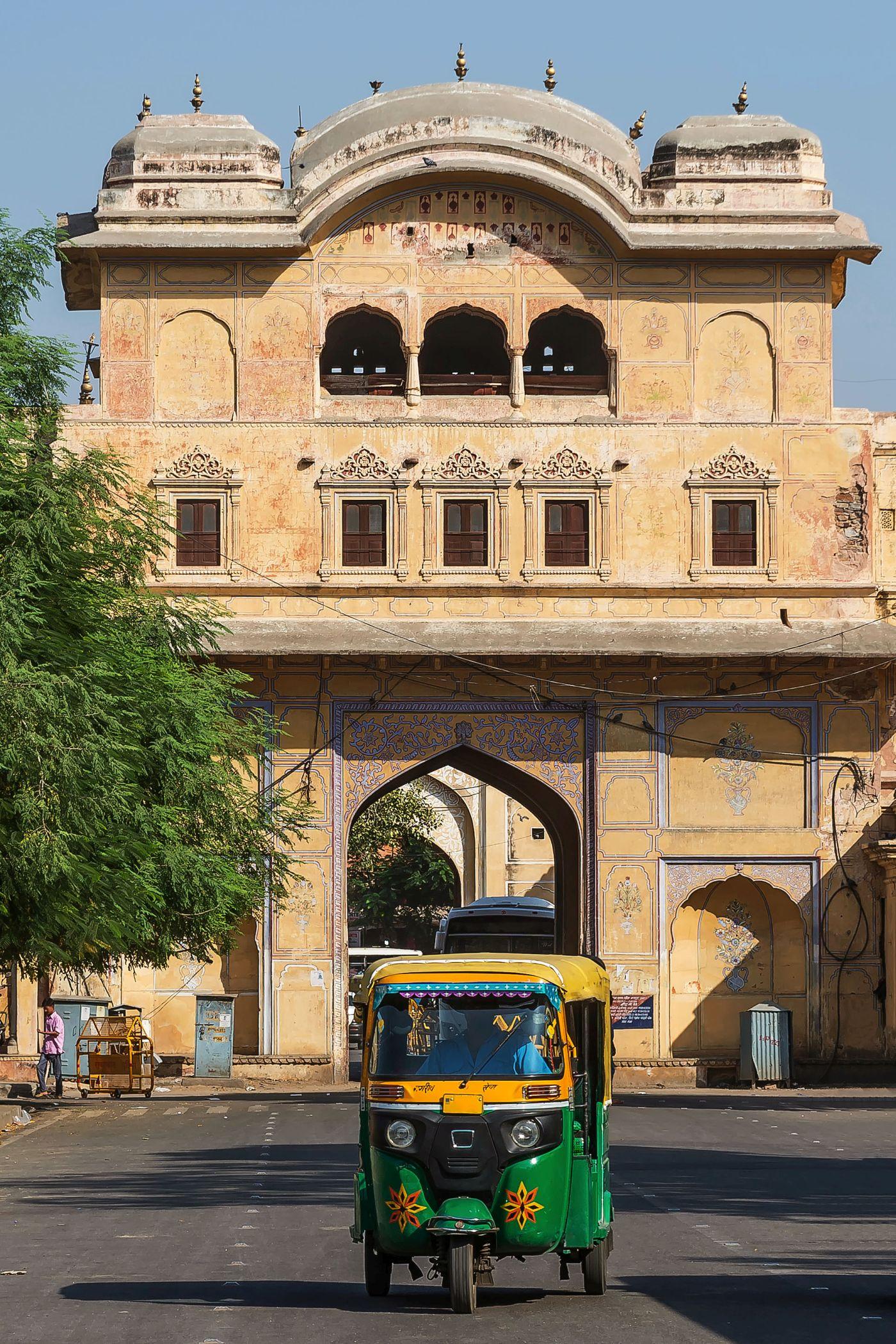 Jaipur, City Gate (c) Shutterstock, Marco Taliani Marchio