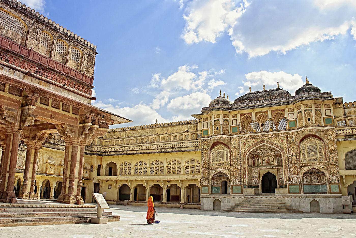 Jaipur, Fort Amber (c) Fotolia olenatur