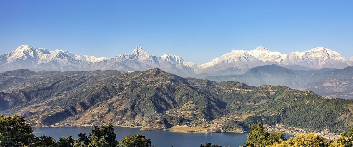 Pokhara Himalaya (c)Fotolia manjik