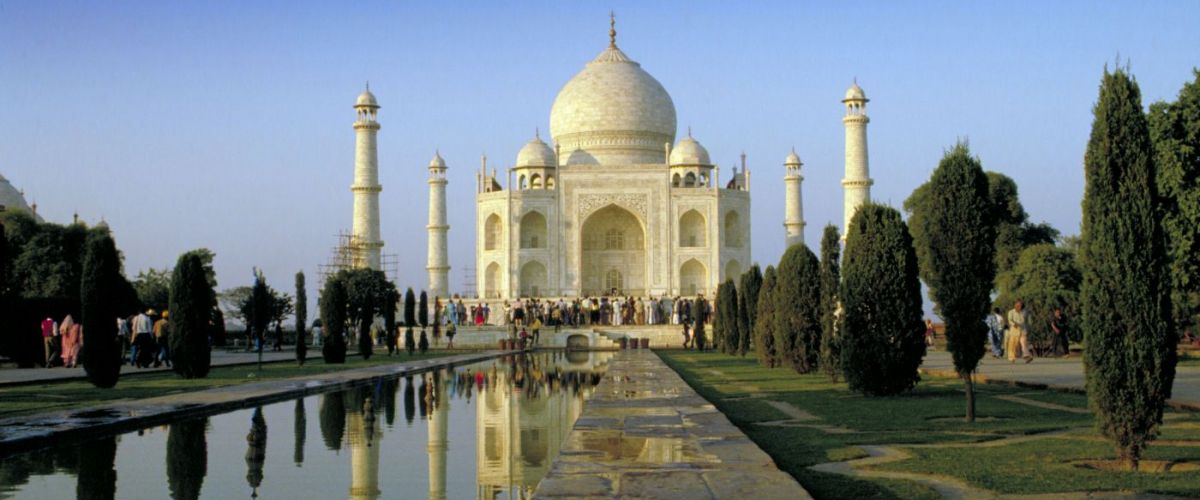 Taj Mahal (c) India Tourism