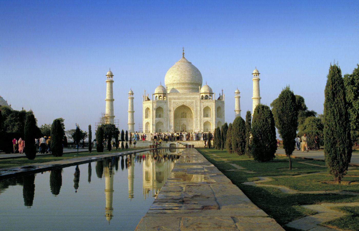 Taj Mahal (c) India Tourism