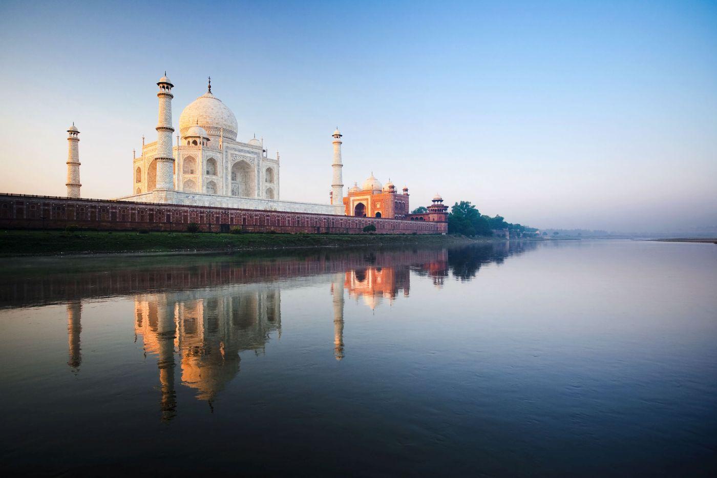 Taj Mahal (c) Panthermedia pius99