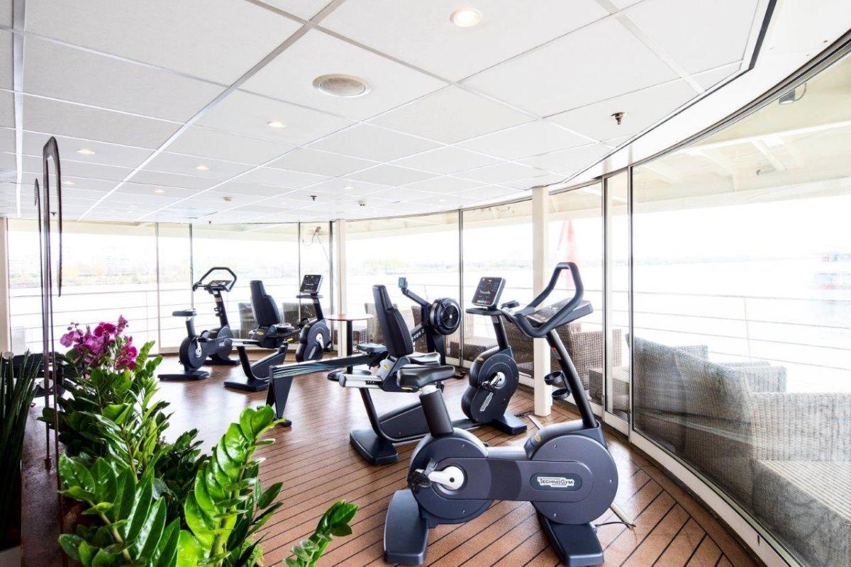 Fitness-Lounge © GTA-SKY-WAYS