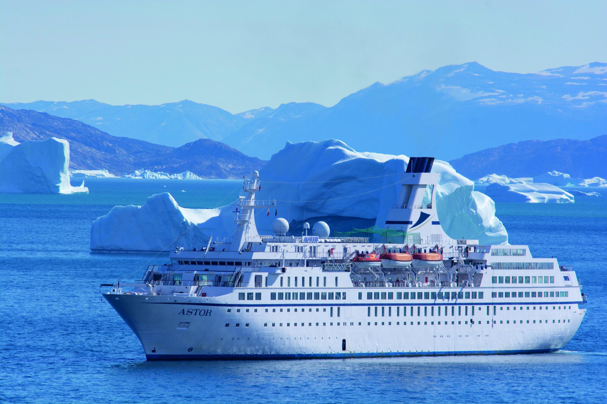 MS Astoe Groenland