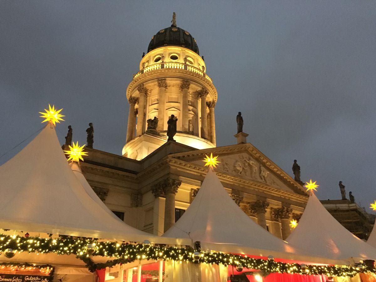 Berlin Gendarmenmarkt Advent (c) Pixabay