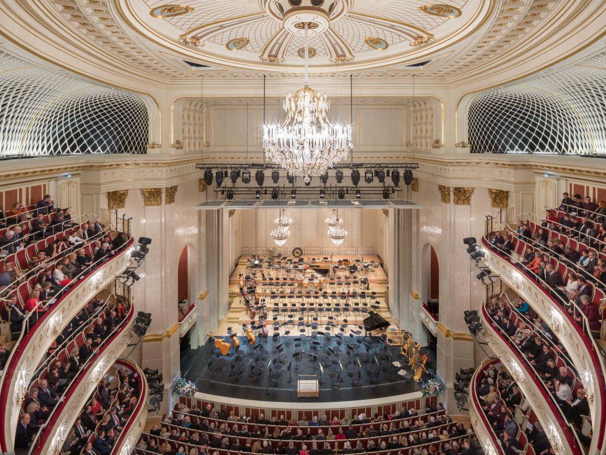 Berlin Staatsoper Innen Konzert (c) Marcus Ebener