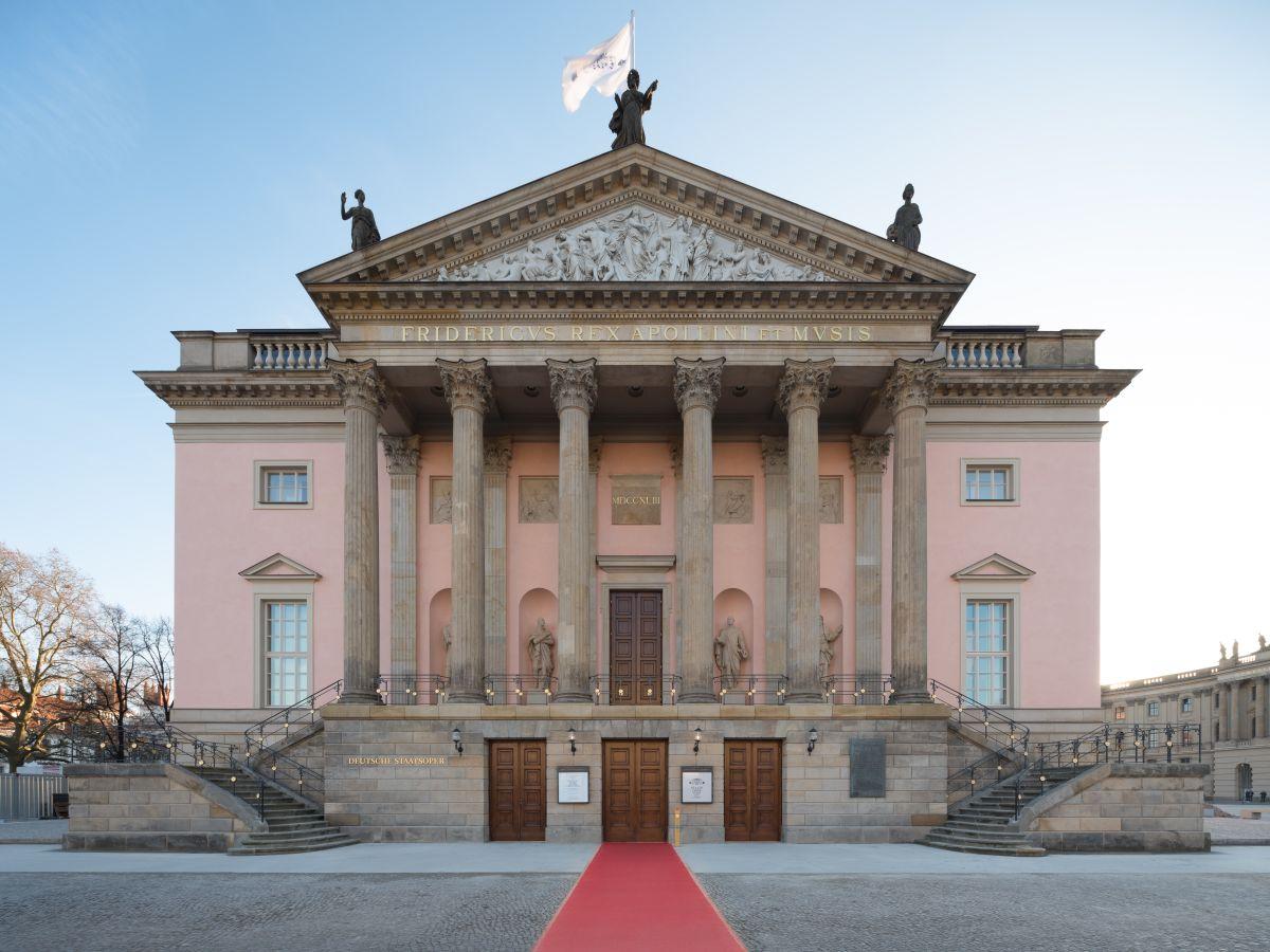 Berlin Staatsoper Unter den Linden (c) Marcus Ebener