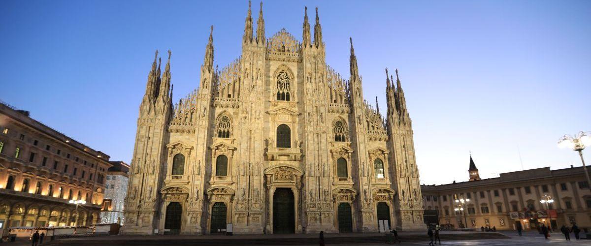 Mailand Dom nachts (c) Pixabay