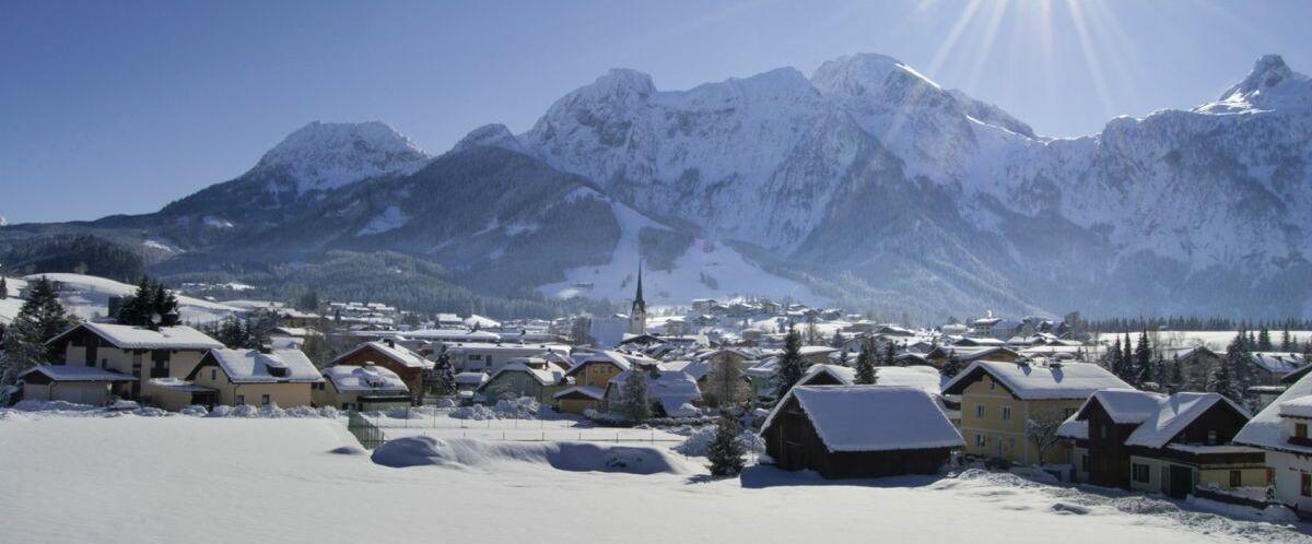 ortsansicht_winter12-34-©Tourismusverband Abtenau - www.abtenau-info.at