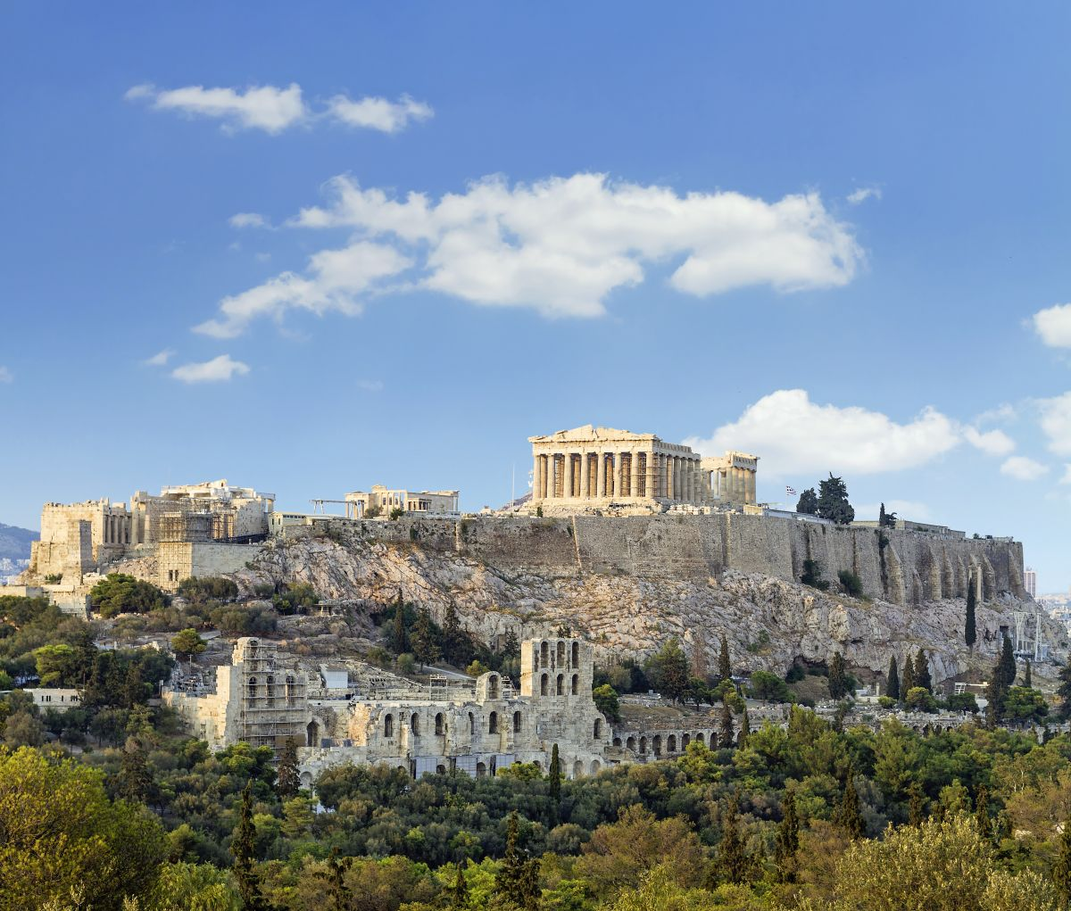 Athen, Akropolis © Studiosus Reisen_Fotolia Lambros Kazan