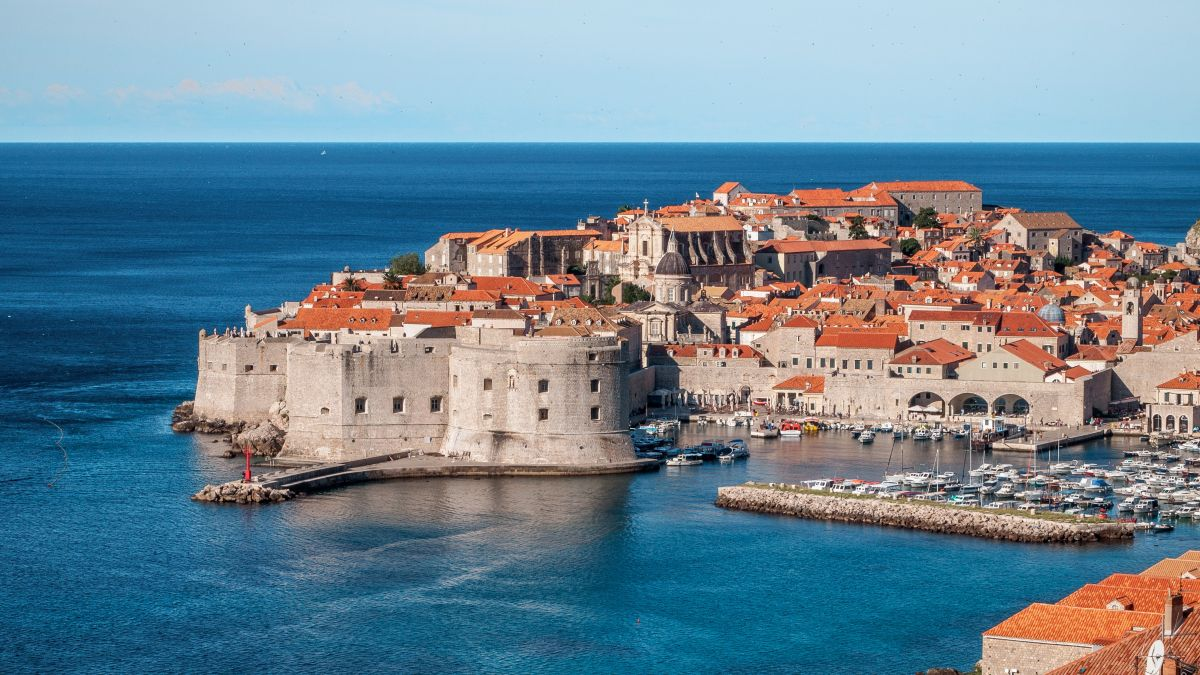 Balkan Dubrovnik alter Hafen 2 (c) Pixabay