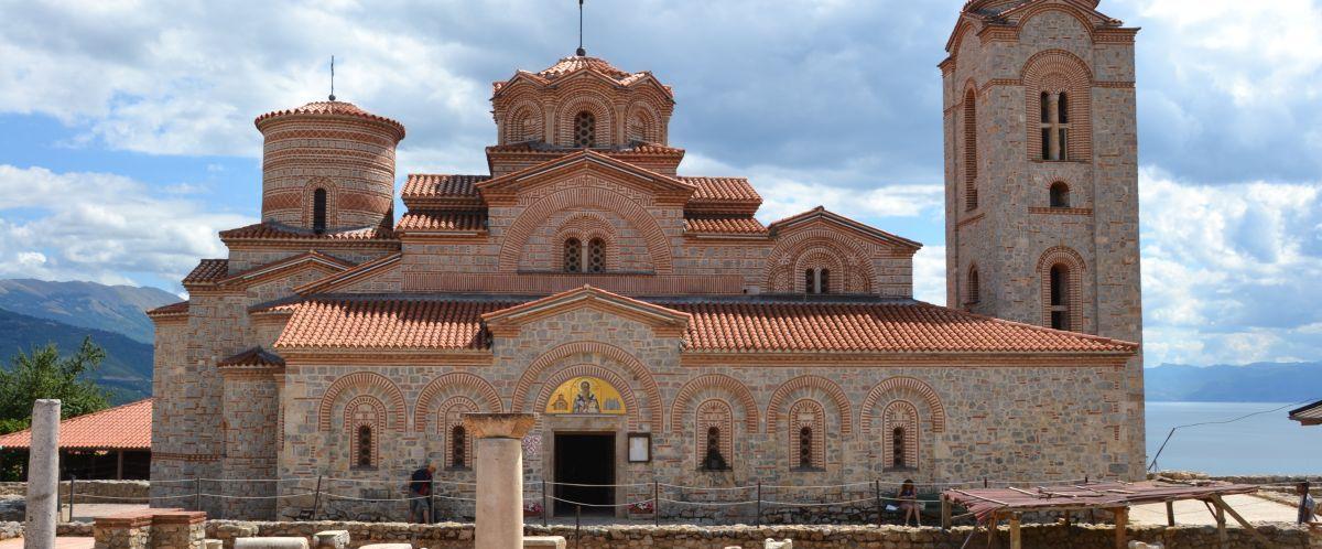 Balkan Mazedonien Ohrid Kirche (c) Pixabay