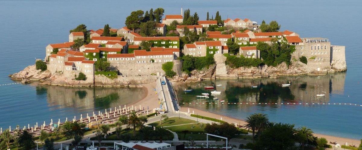 Balkan Montenegro Budva Insel (c) Pixabay