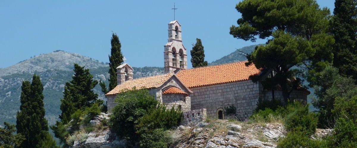 Balkan Montenegro Budva St Stefan (c) Pixabay