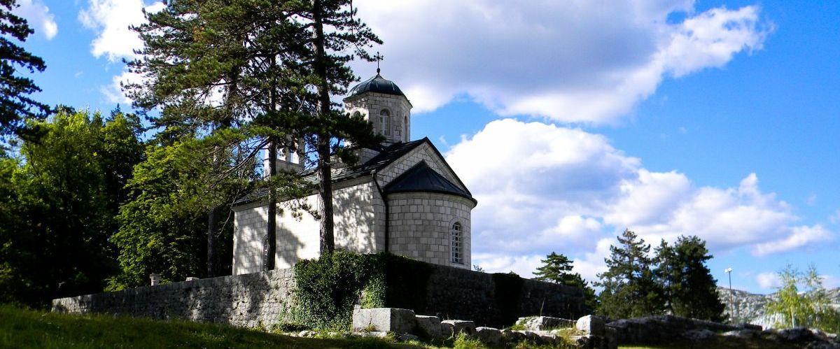 Balkan Montenegro Cetinje (c) Pixabay