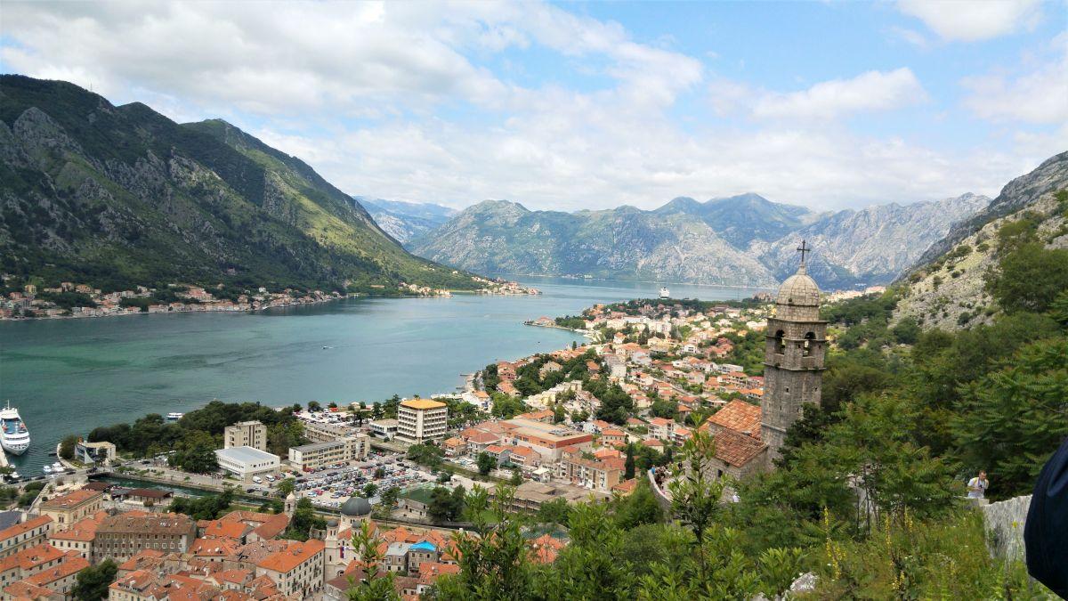 Balkan Montenegro Kotor (c) Pixabay