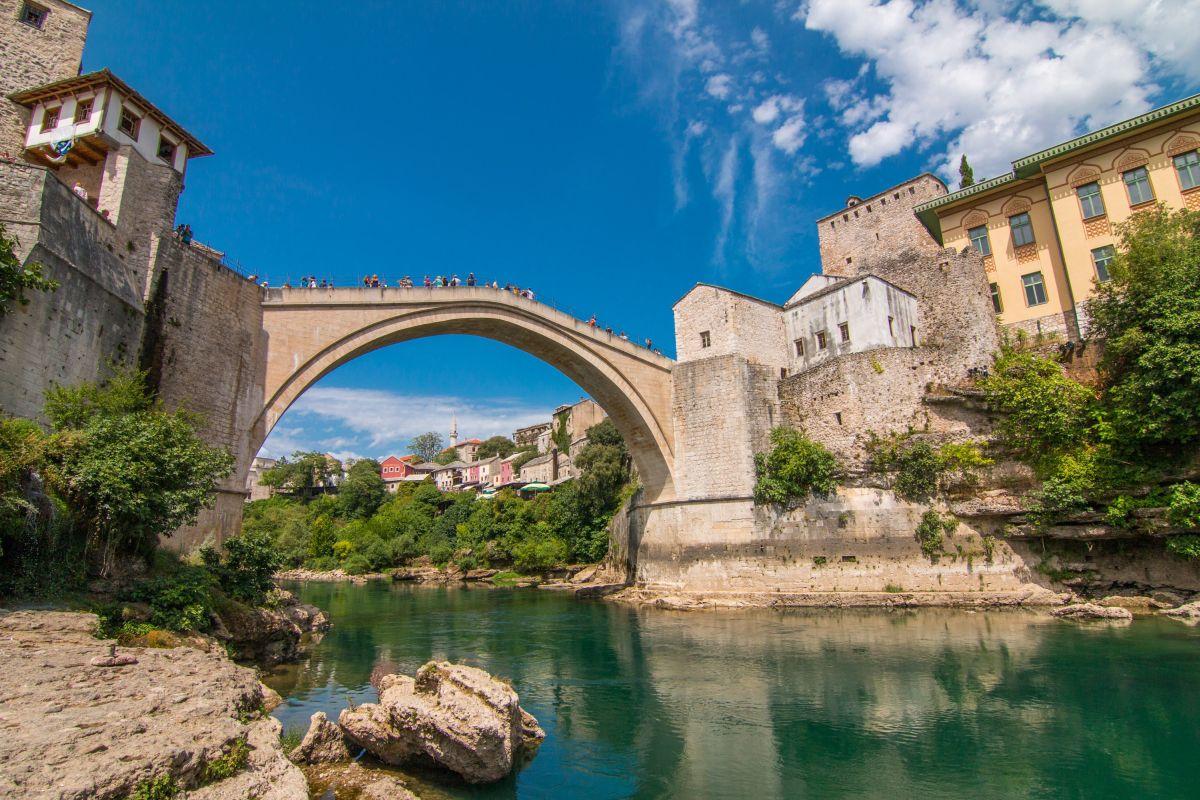 Balkan Mostar 2 (c) Pixabay