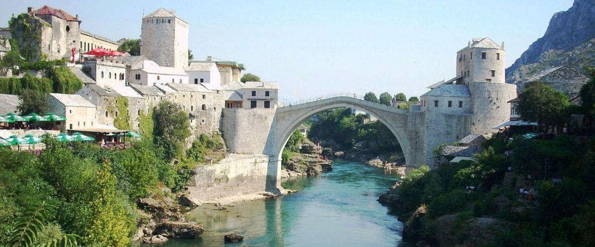 Balkan Mostar (c) Pixabay