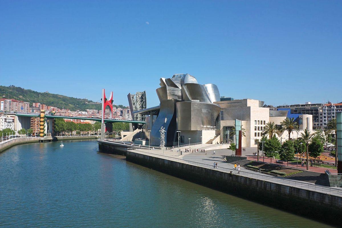 Bilbao, Guggenheim Museum © Panthermedia flaperval