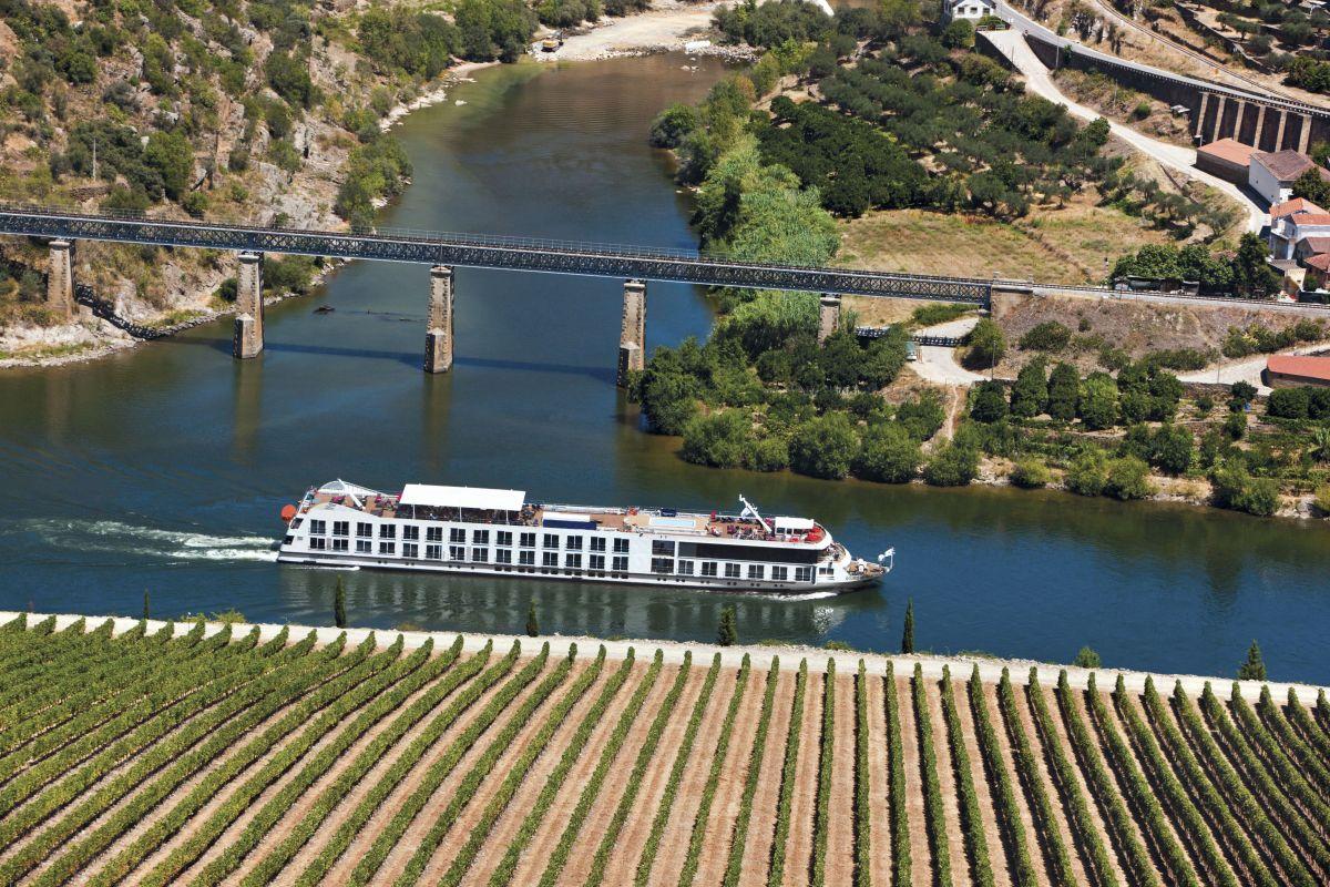 Fluss MS_Douro_Spirit (c) Douro_Azul