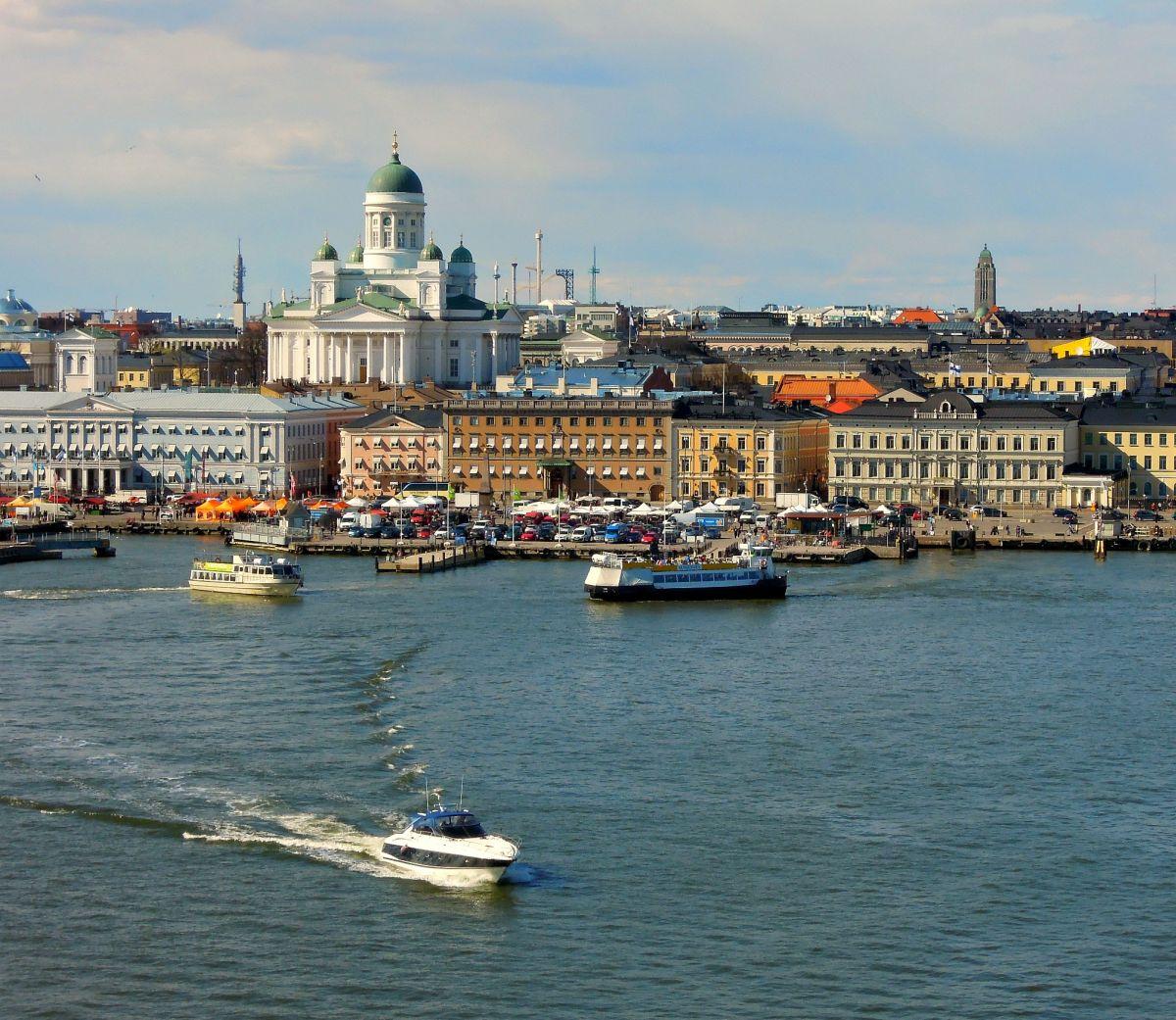 Helsinki 2 (c) Pixabay