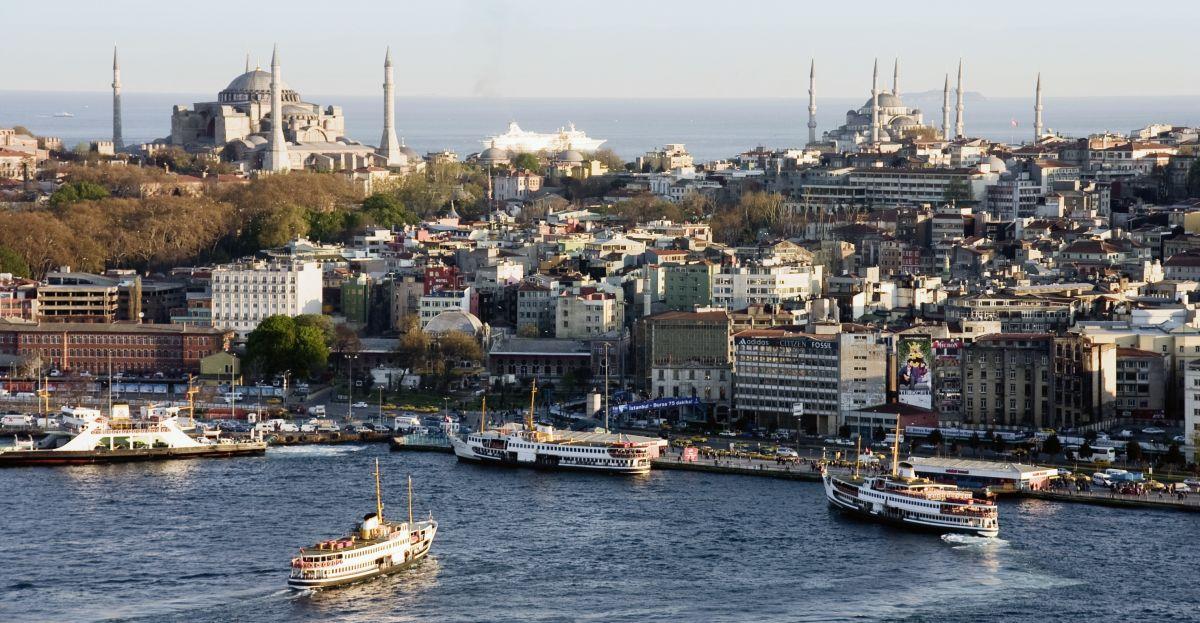 Istanbul © Marco Polo Reisen_Panthermedia_waveland