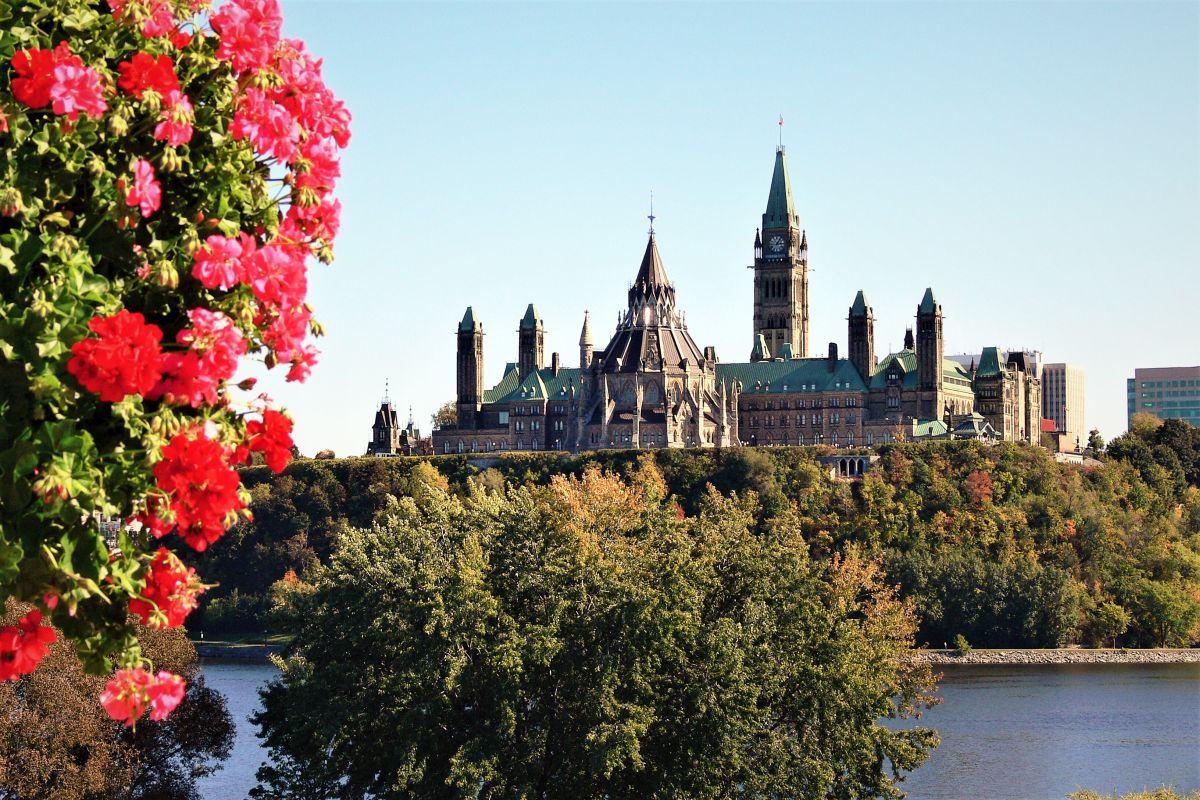 Kanada Ottawa Parliament Hill (c) Pixabay