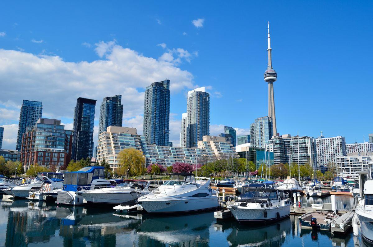 Kanada Toronto (c) Pixabay