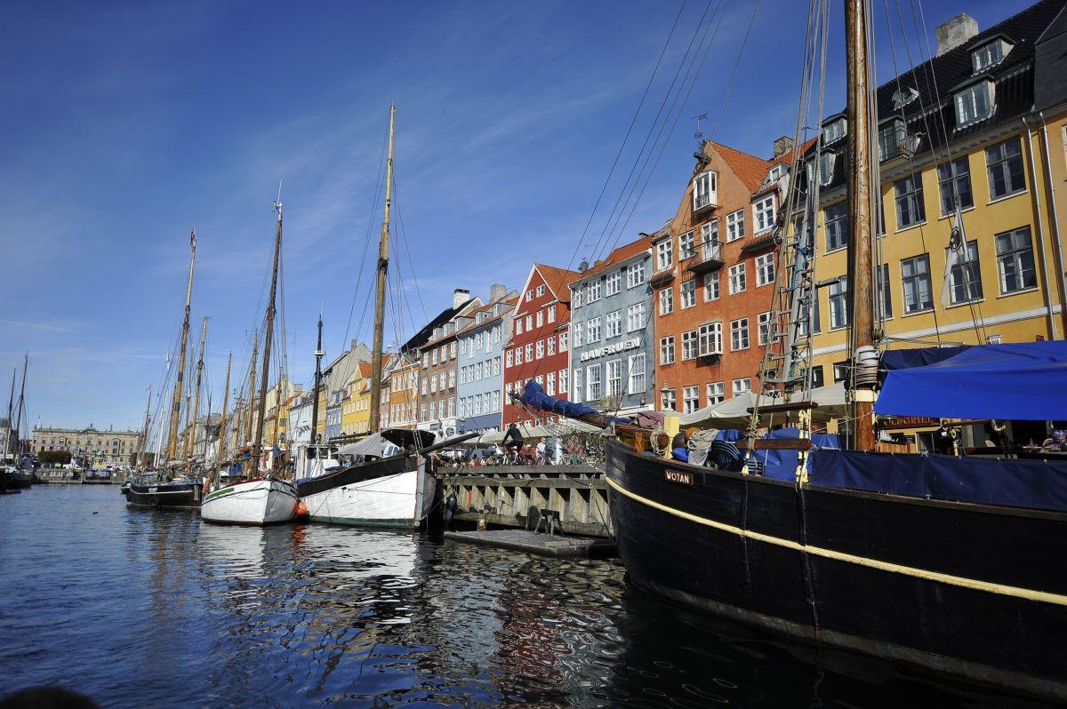 Kopenhagen Hafen (c) Pixabay