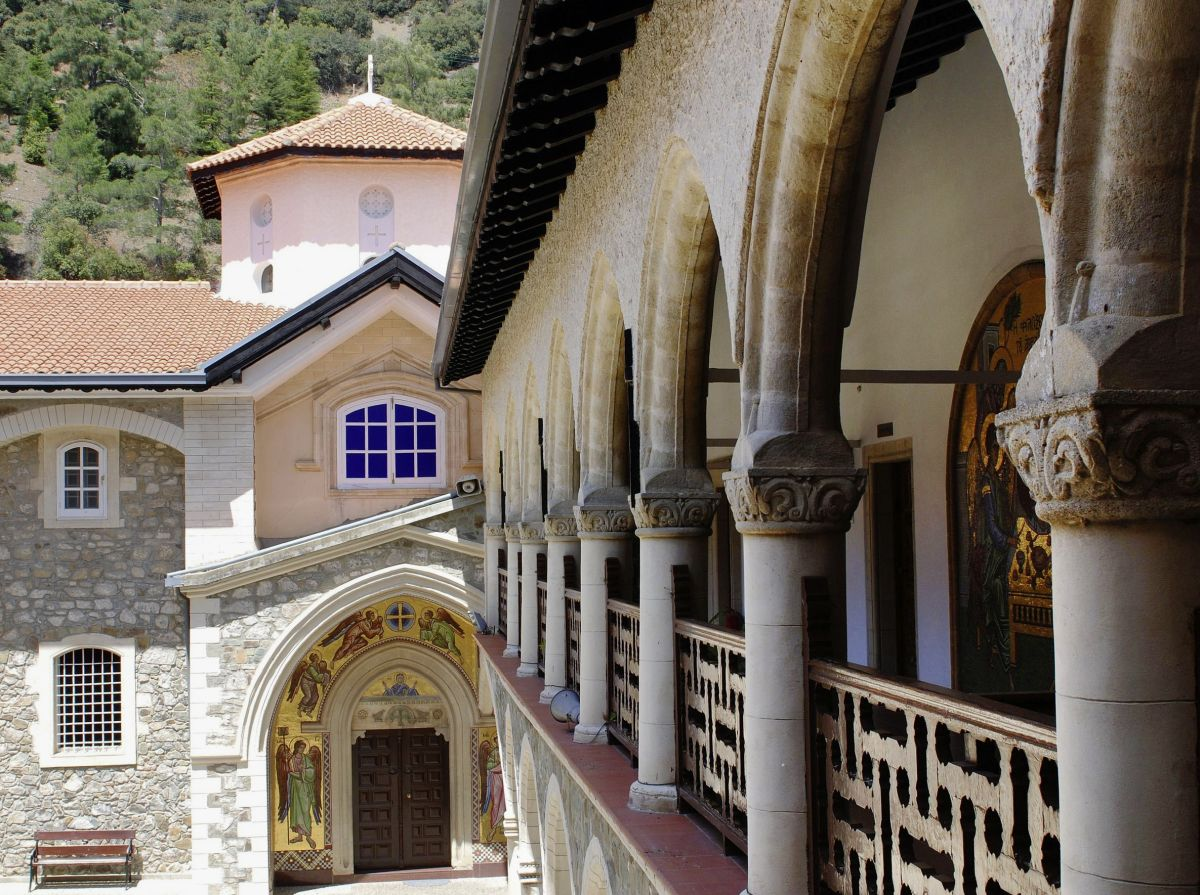 Kykko-Kloster (c) Marco Polo Reisen_Panthermedia_mpalis