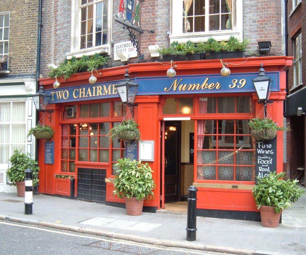 London Pub (c) sgruendling_pixelio.de