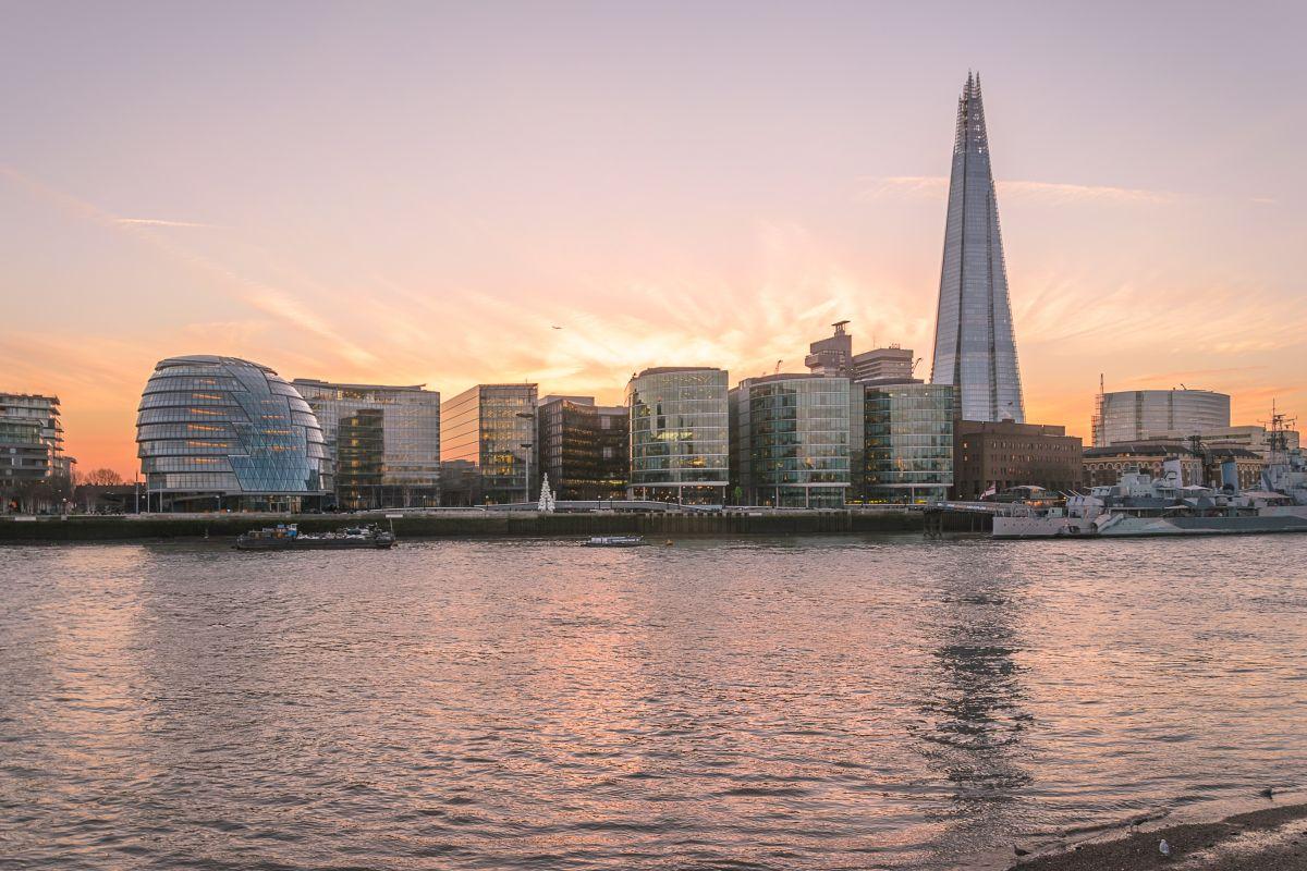 London The Shard (c) Pixabay