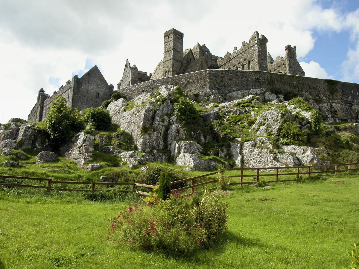 Marco Polo Reisen_Rock of Cashel