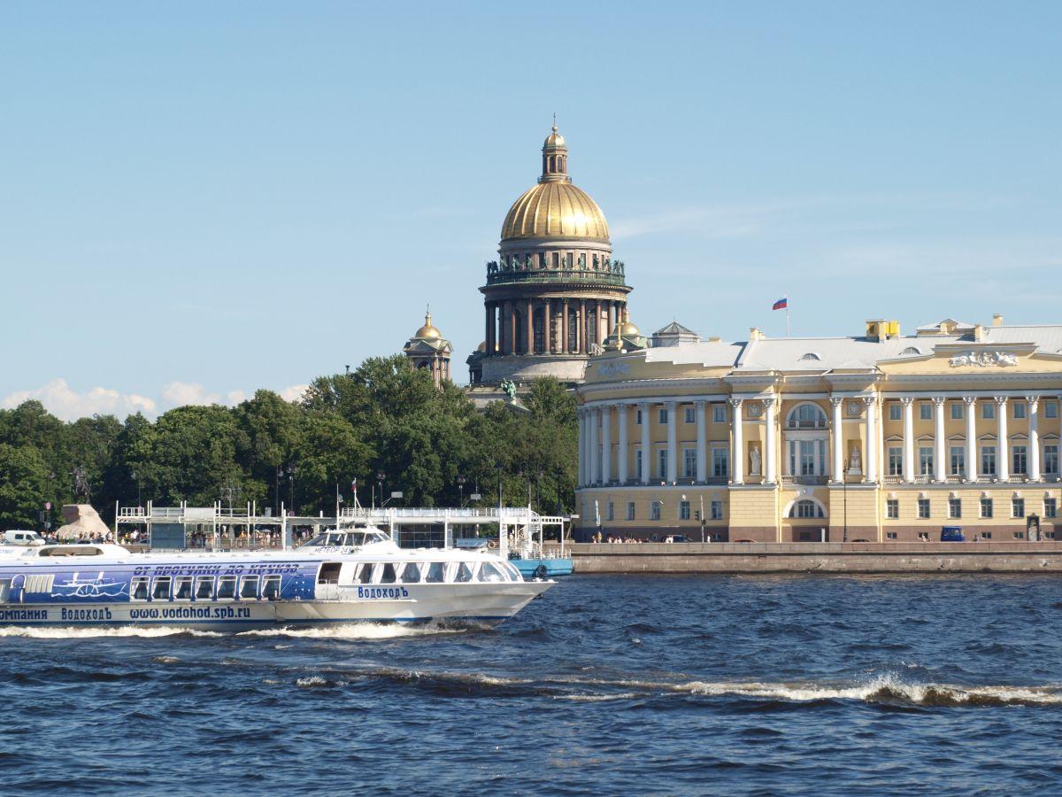Moskau und St. Petersburg_St. Petersburg