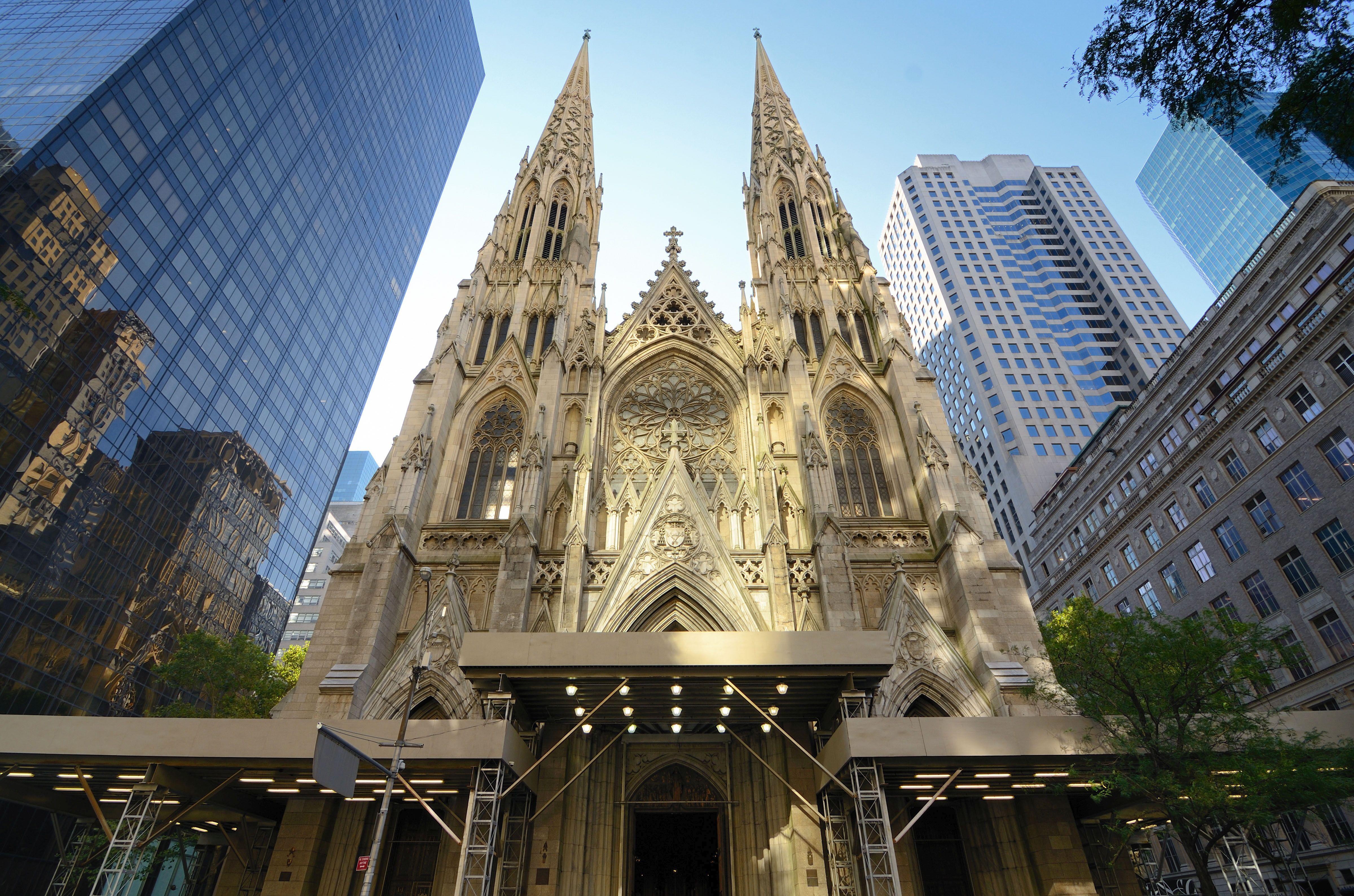 New York, St.Patrick Cathedrale © Marco Polo Reisen_ FotoliaSeanPavonePhoto