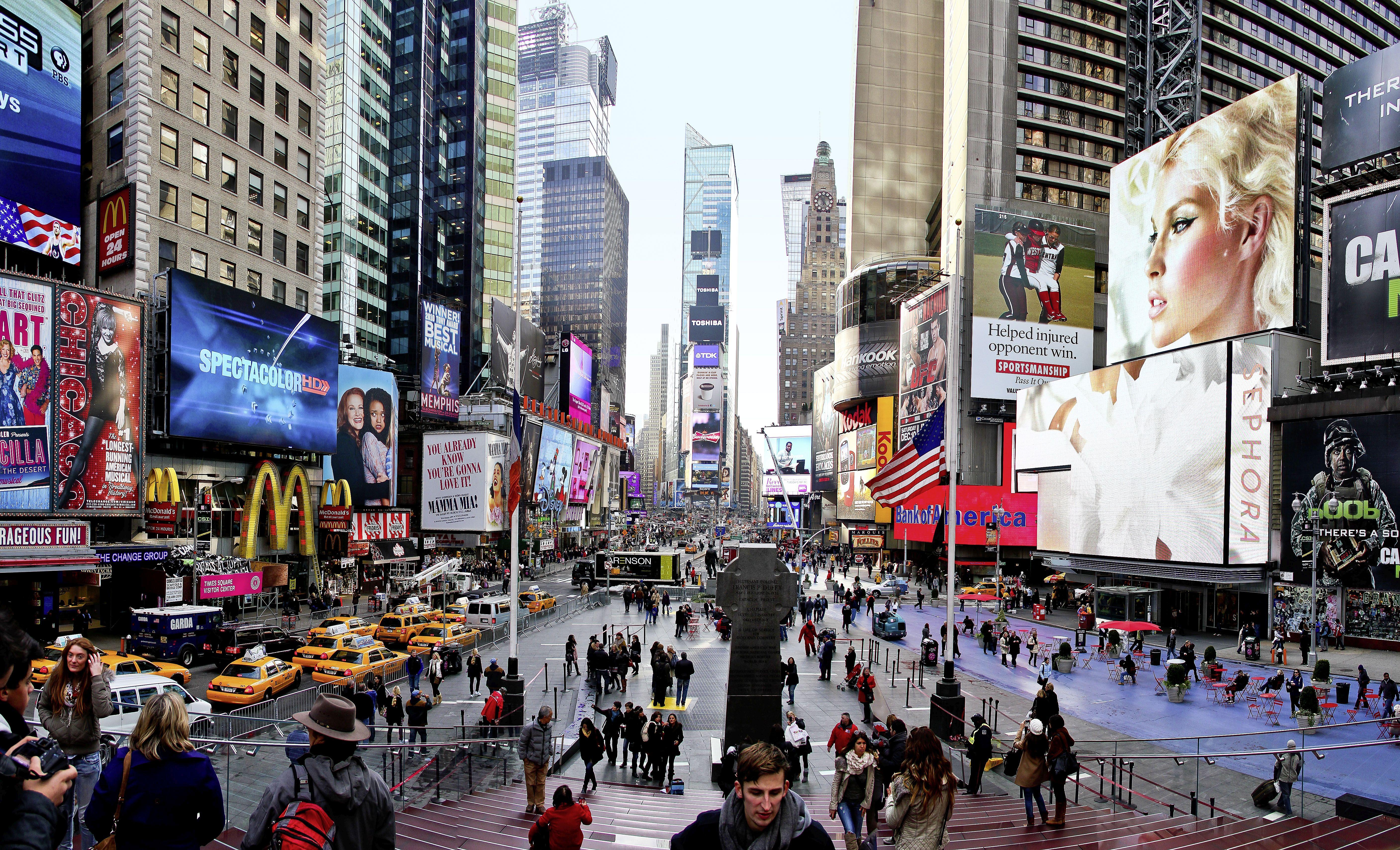 New York, Times Square (c) Marco Polo Reisen GmbH
